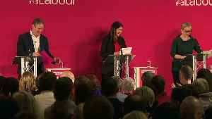 Final Labour leadership hustings before voting starts