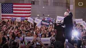 Sanders predicted winner in Nevada [Video]