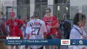 Washington Nationals vs Houston Astros [Video]