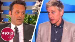 Top 10 Celebs Banned from Talk Shows [Video]