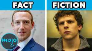 Top 10 Things The Social Network Got Factually Right and Wrong [Video]