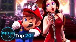 Top 20 Defining Video Game Moments of the Last Decade [Video]