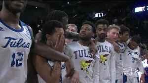 Tulsa Beats SMU 79-57 [Video]