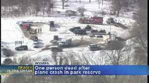 1 Killed In Plane Crash Inside Crow-Hassan Park Reserve [Video]