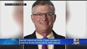 Holy Cross Women's Rowing Coach Announces Retirement One Month After Deadly Car Crash [Video]