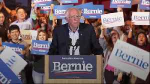 Sanders wins Nevada primary