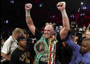 Fury pummels Wilder to claim WBC heavyweight title, wins by TKO in 7th