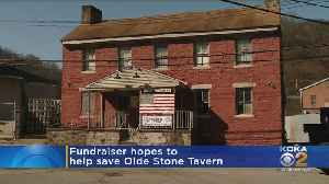 Fundraiser Hopes To Help Save Olde Stone Tavern [Video]