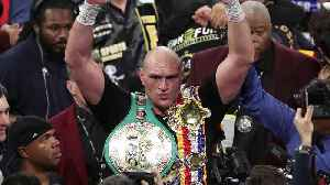 Fury produces stunning fight to stop Wilder and win WBC world heavyweight title [Video]