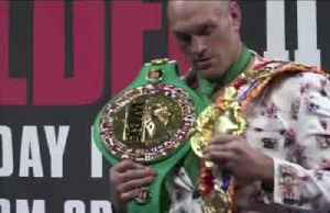 Fury pummels Wilder to claim WBC heavyweight title [Video]