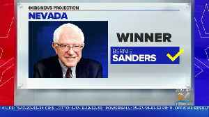 Bernie Sanders Earns Overwhelming Victory In Nevada Caucuses [Video]