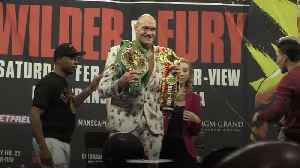 Tyson Fury in profile [Video]