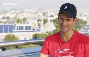Djokovic looks ahead to Dubai Open after Australian Open win [Video]