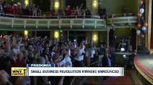Seven Fredonia businesses selected for 'Small Business Revolution' [Video]