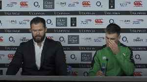 Andy Farrell: They were up for it more than us [Video]