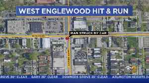 59-Year-Old Man Injured In Hit-And-Run In West Englewood [Video]