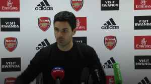 Mikel Arteta praises his team after playing three games in seven days [Video]