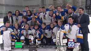 High School Hockey: Homestead Claims Memorial Cup Championship [Video]