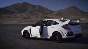 2020 Honda Civic Type R LogR Performance App [Video]