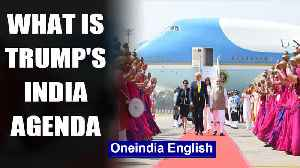 Namaste Trump: What deals will be signed on US President's India visit | Oneindia News [Video]