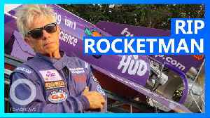 Daredevil 'Mad Mike' Hughes killed in homemade rocket crash [Video]