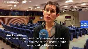 Tough border control awaits migrants attempting to reach EU from Bosnia [Video]