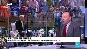 Donald Trump in India: What exactly is in this trip for Narendra Modi and the US president? [Video]