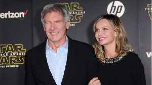 Harrison Ford And Calista Flockhart's Secret To A Happy Marriage [Video]