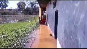Indian family left distraught as home remains flooded after three months [Video]