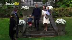 The Unusual Activity Prince William Revealed His Children Do [Video]