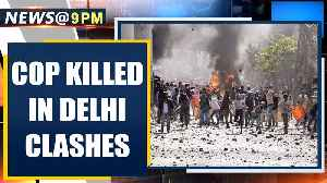 CAA clashes in North-East Delhi: 1 Cop dead &   several injured | Oneindia News [Video]