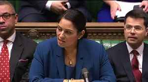 Priti Patel makes statement on new immigration system