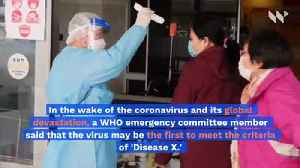 Coronavirus May Be Long Warned 'Disease X,' Experts Say [Video]