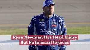 Ryan Newman's Current Injuries [Video]