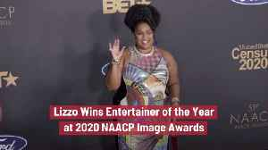 Lizzo Wins Big At 2020 NAACP Image Awards [Video]