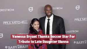 Vanessa Bryant Thanks Sydney Leroux Dwyer [Video]