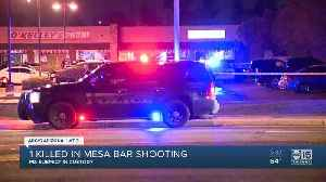 1 dead, 1 hospitalized after bar shooting at O'Kelley's Bar in Mesa [Video]