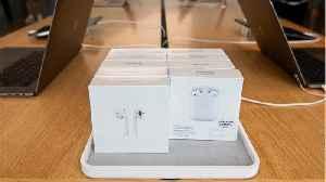 Rumor: Apple AirPods X may soon hit public [Video]