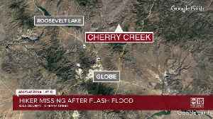 Gila County Sheriff's Office: Hiker missing after flash flood in Tonto National Forest [Video]