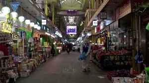 Disinfection underway in Seoul amid virus outbreak [Video]