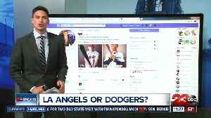 Dodgers or Angels? [Video]