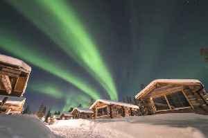 Finland Northern Lights [Video]