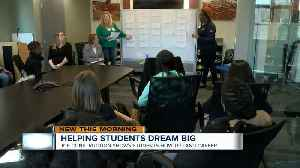 MPS students get a crash course on the real-world through partnership with local businesses [Video]