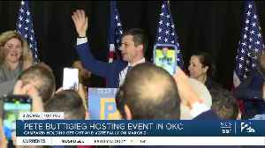 Pete Buttigieg Hosting Event in OKC [Video]