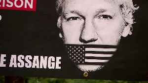 Assange's fate hangs in balance as UK court considers extradition bid [Video]