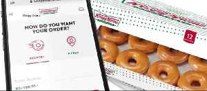 Krispy Kreme to launch delivery service [Video]