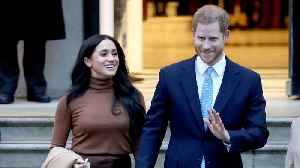 Harry And Meghan Will Drop 'Royal' Tag From Their New Brand [Video]