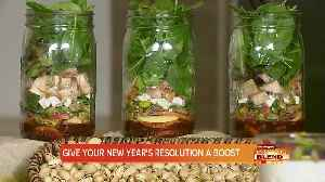 Stay Focused On Those Healthy Eating Resolutions [Video]