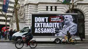 Wikileaks Founder Julian Assange's Extradition Hearing Has Started [Video]