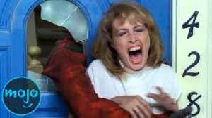 Top 10 Scariest Horror Movie Ending Scenes [Video]